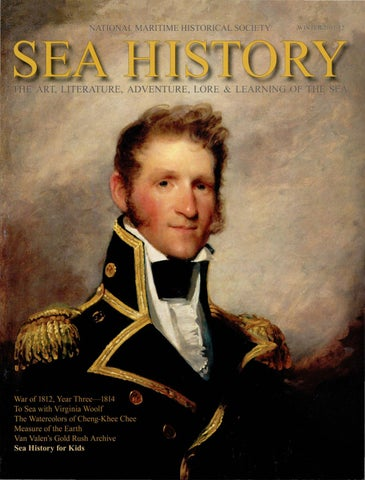 Sea History 137 Winter 2011 2012 By National Maritime Historical