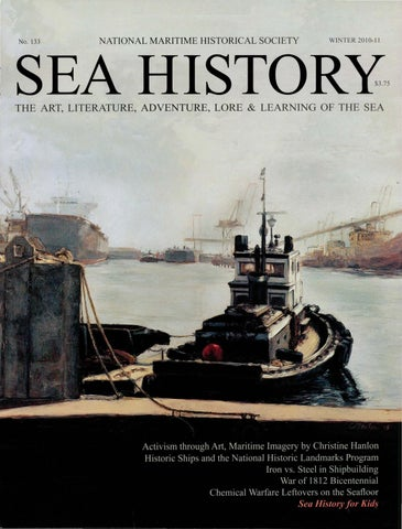 Sea History 133 Winter 2010 2011 By National Maritime Historical