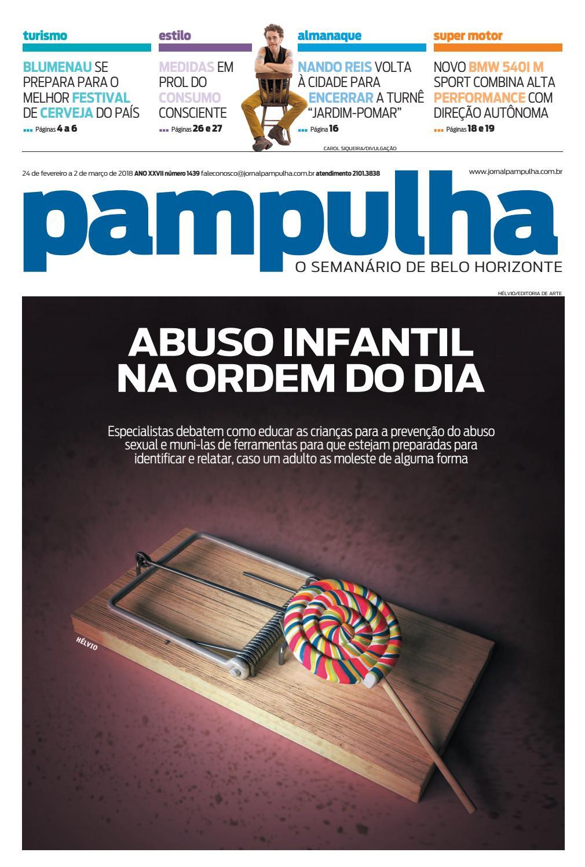 dd73516c5 Pampulha - 24 de fevereiro a 2 de março de 2018 by Tecnologia Sempre  Editora - issuu