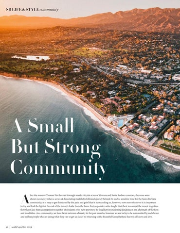 Page 42 of A Small But Strong Community