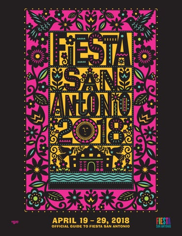 9a67b28cddc 2018 Fiesta San Antonio by Traveling Blender - issuu