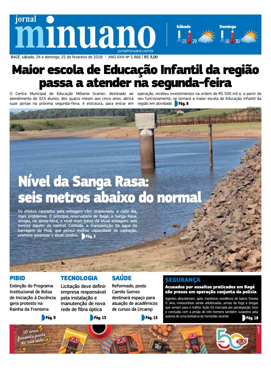 20180224 by Jornal Minuano - issuu 5ce2c8d57e
