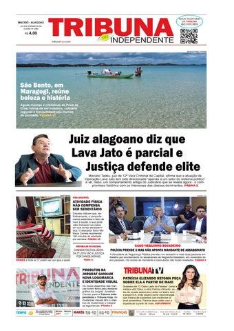 Edição número 3090 - 24 e 25 de fevereiro de 2018 by Tribuna Hoje ... b3471146538