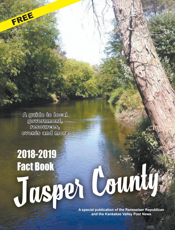 2018-19 Jasper County Fact Book by Rensselaer Republican