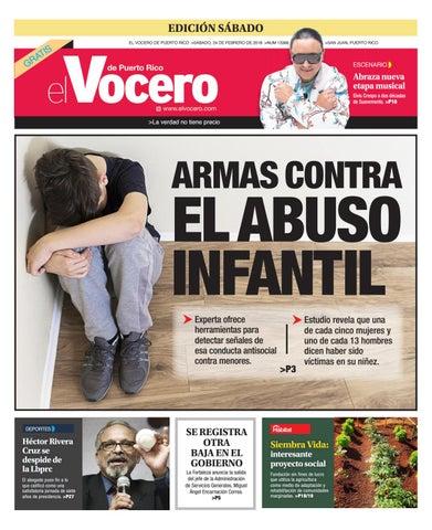 Abuso sexual en mayaguez puerto rico