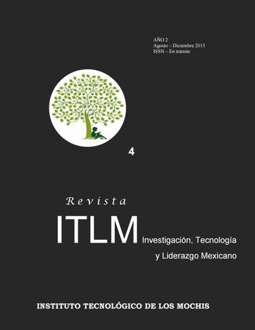 Revista Científica ITLM Investigación, Tecnología y Liderazgo ...