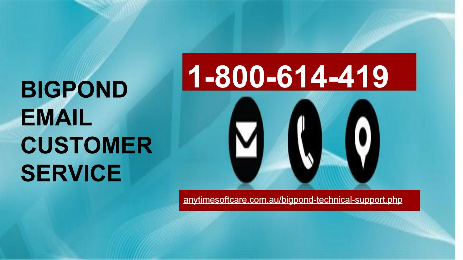 Telstra Email Support 1-800-614-419 To Back Up Mails