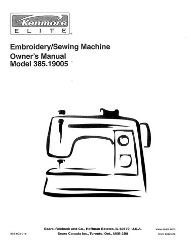 Kenmore 40 40 Sewing Machine User Manual By David Mannock Issuu Enchanting Kenmore 385 Sewing Machine Threading