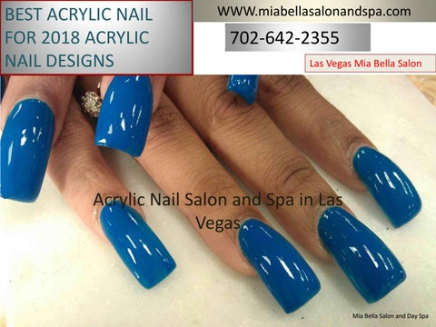 Best acrylic nails for 2018 acrylic nail designs by mia