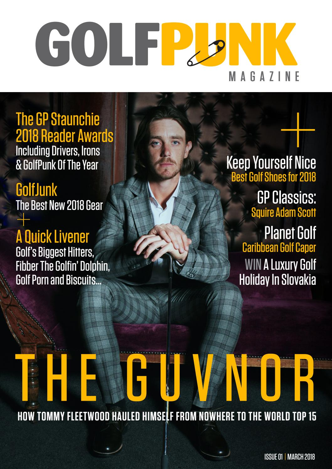 fa4ad0a4c97e GolfPunk Digital Magazine Issue 1 by GolfPunk magazine - issuu