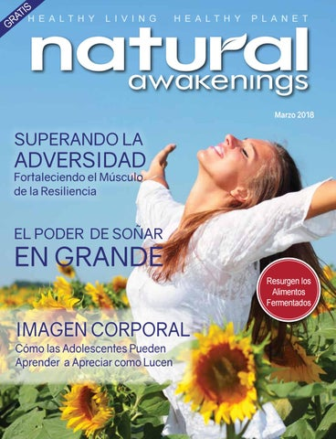 Natural Awakenings Puerto Rico Marzo 2018