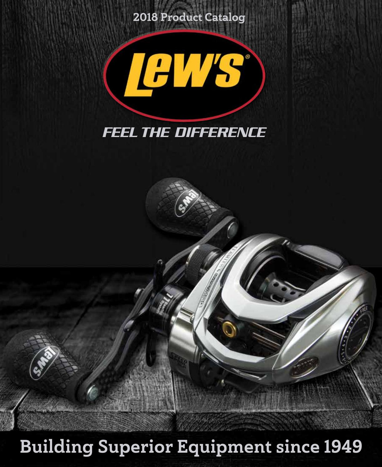 Lews Mach Speed Spin Spinning Reel 6.2:1 Gear Ratio Clam Package 10+1 Bearings