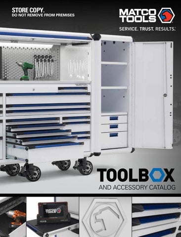 Toolbox catalog by Elwoods Tools - issuu