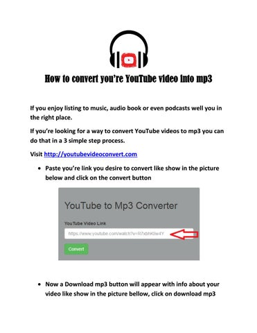 Download Button For Youtube Mp3