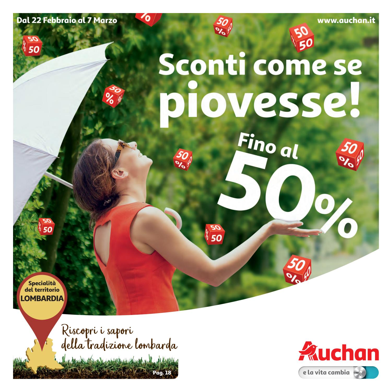 Auchan Lenzuola Matrimoniali.Auchan 7mar By Best Of Volantinoweb Issuu