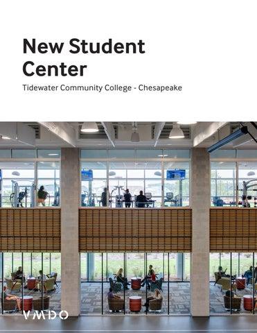 TCC Student Center Design by VMDO Architects - issuu