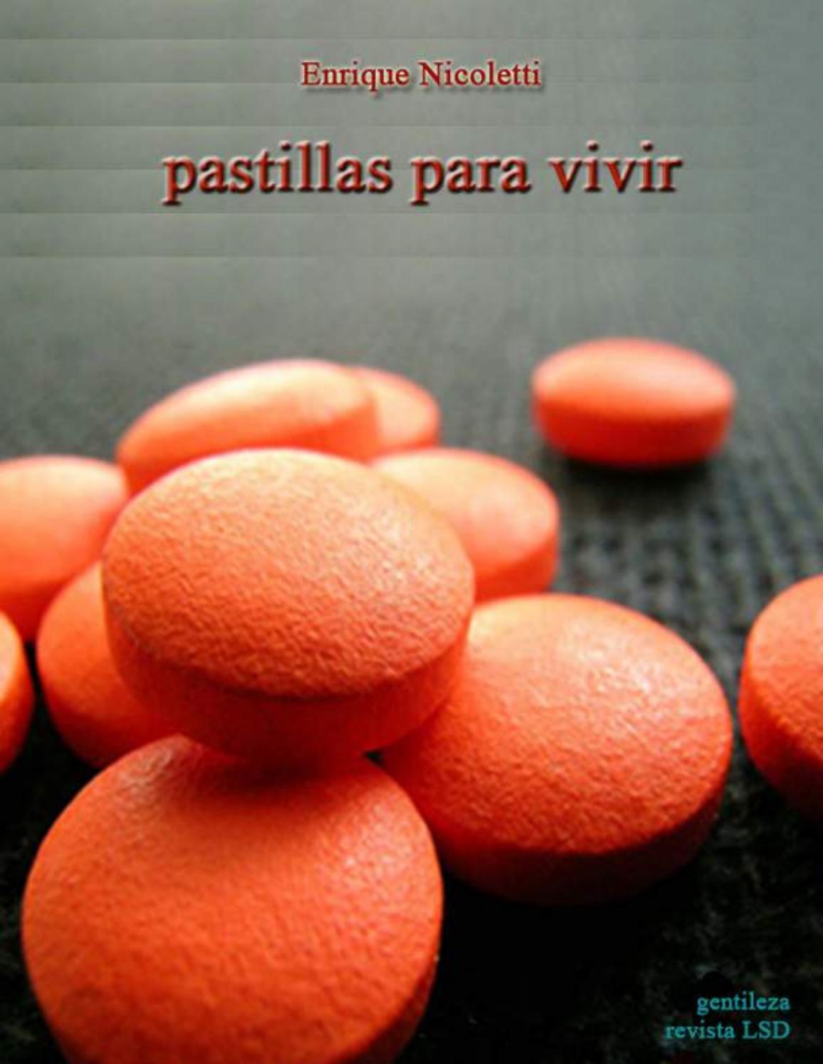 pastillas para vivir by ediciones abrelabios - issuu