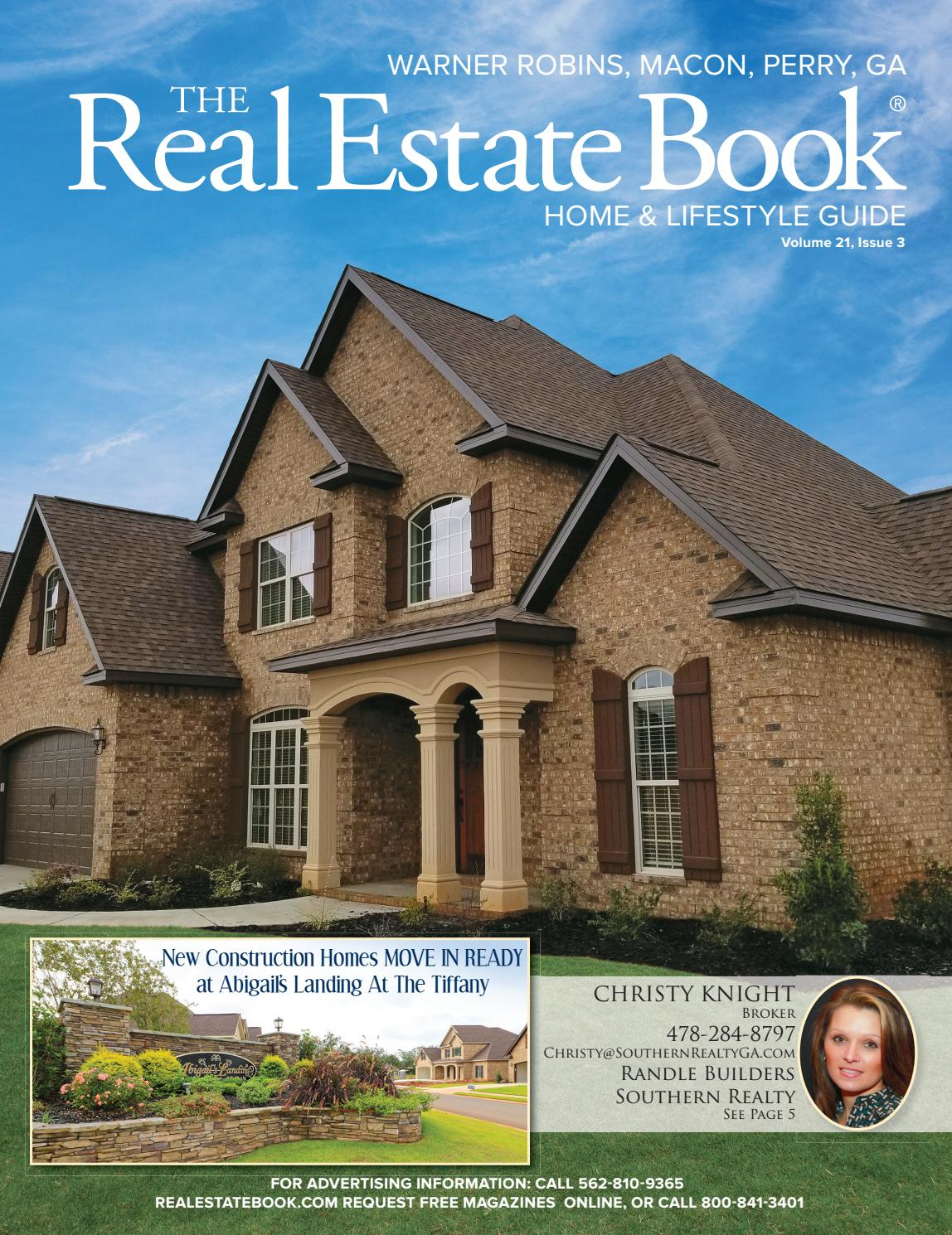The Real Estate Book Warner Robins Macon Perry Ga Vol 21 Iss 3 By Issuu