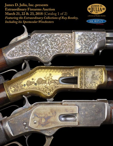 bcab25da5a40bd James D. Julia s Extraordinary Firearms Auction by James D. Julia ...