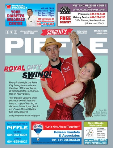 5a78c22f Piffle Magazine 2018-03 by Sargent's Piffle - issuu