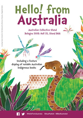 6c30f42e0c Hello! from Australia 2018 Rights catalogue by Books Illustrated - issuu