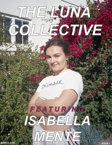 The Luna Collective x March Issue