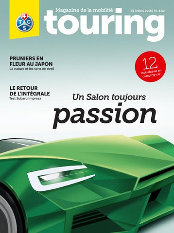 76d5b4d4ac403c Touring 3   2018 français by Touring Club Schweiz Suisse Svizzera ...
