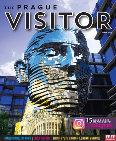 4fb90e95ea Prague Visitor - March 2018 by The Prague Visitor - issuu