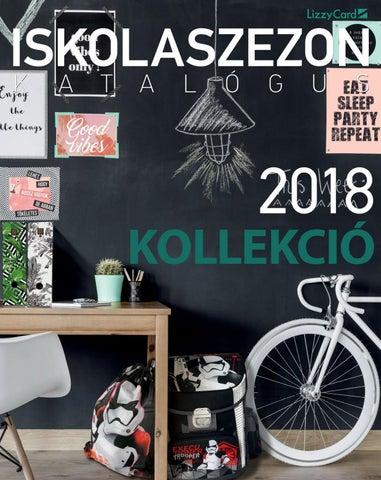 2072f7da3b1a Lizzy Card iskolaszezon katalógus 2018 by Lizzy Card Papír Kft. - issuu