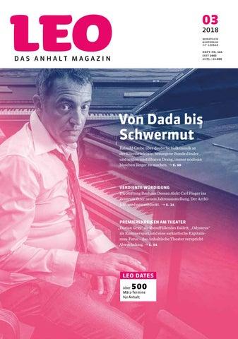 LEO U2013 Das Anhalt Magazin