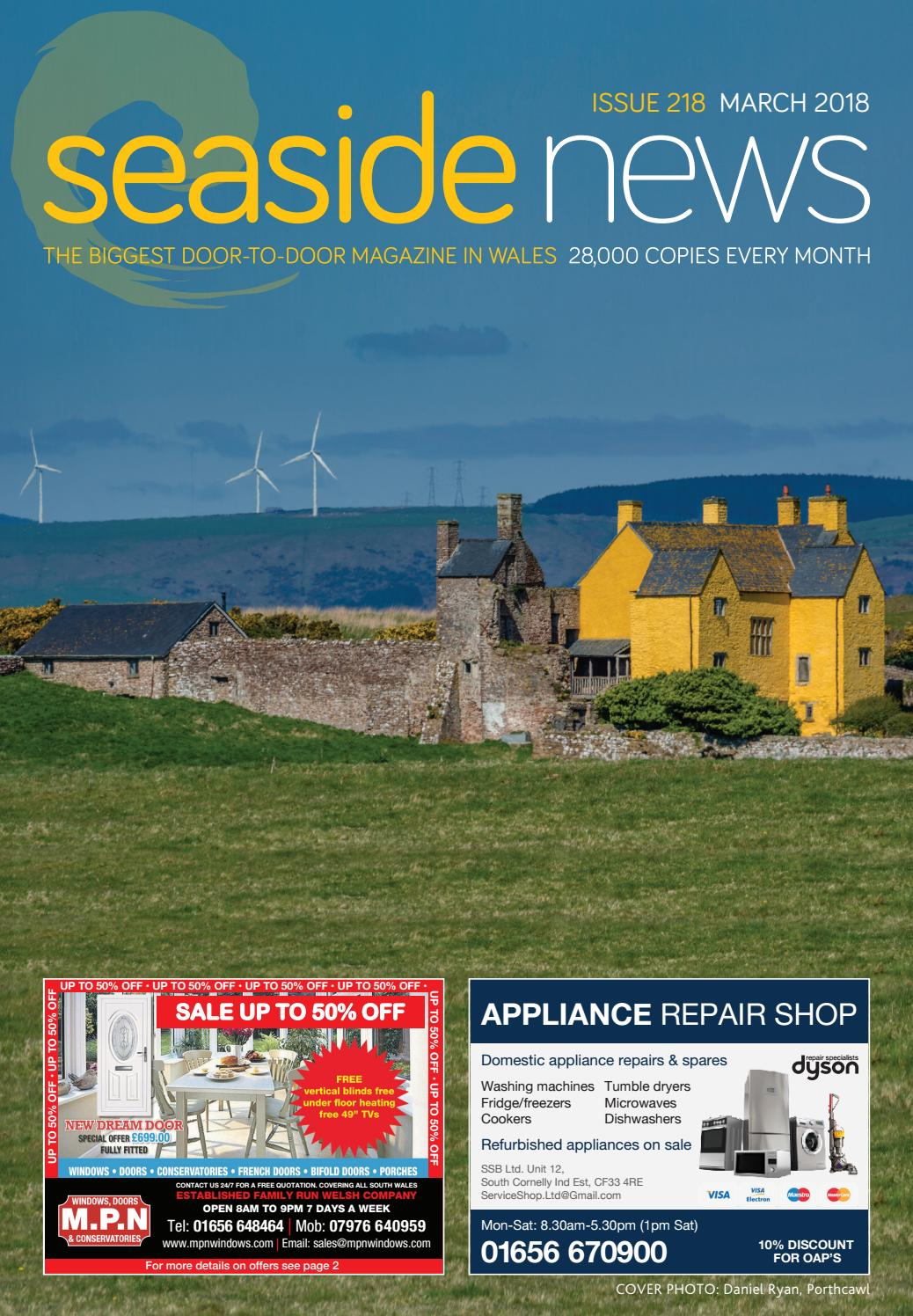 SEASIDE NEWS - MARCH 2018 ISSUE by Seaside News - issuu
