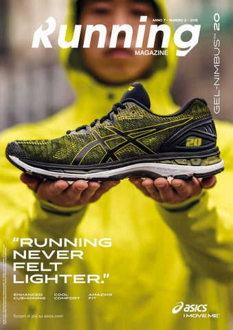 Running Mag 2 2018 by Sport Press - issuu c606fbb5719