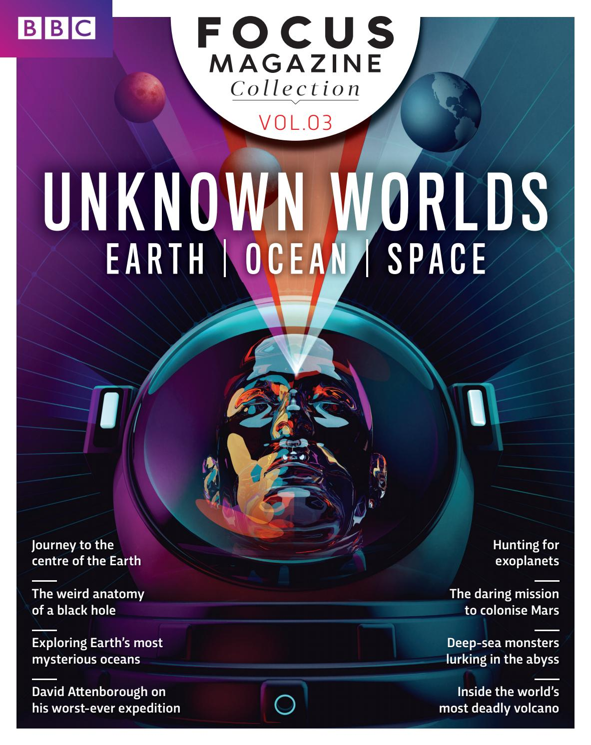 Unknown Worlds by Immediate Media Co magazines - issuu