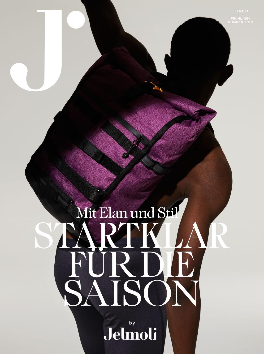 J Magazine Frühling 2018 by Jelmoli The House of Brands