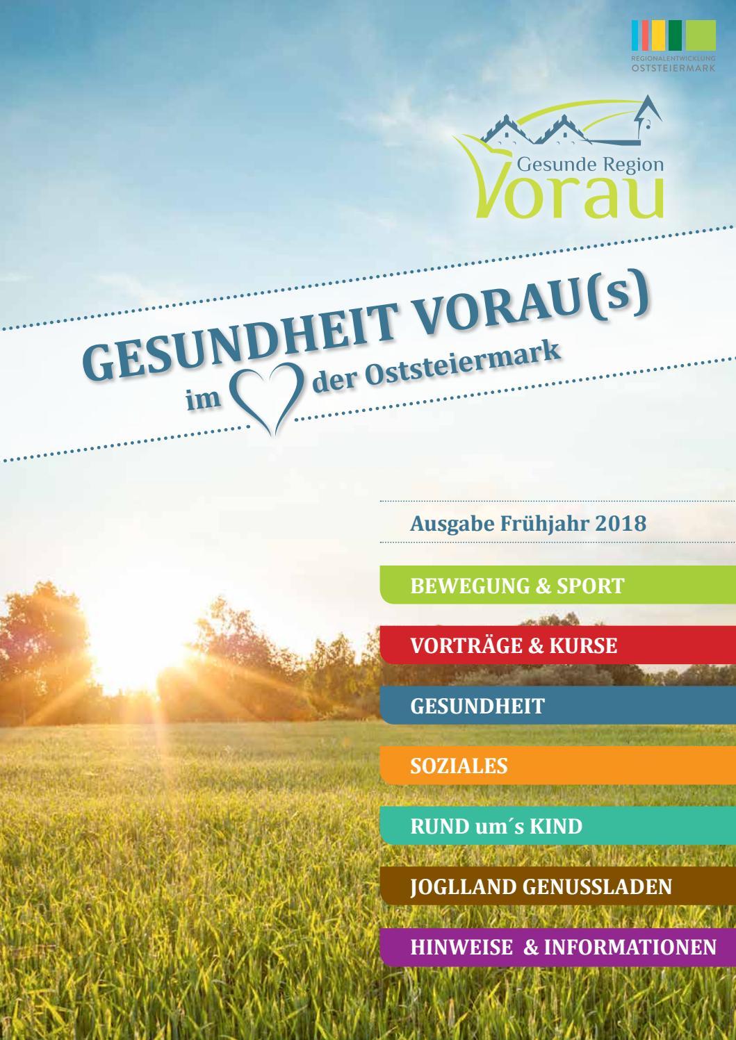 GESUNDHEIT VORAU(s) - Gemeinde Vorau