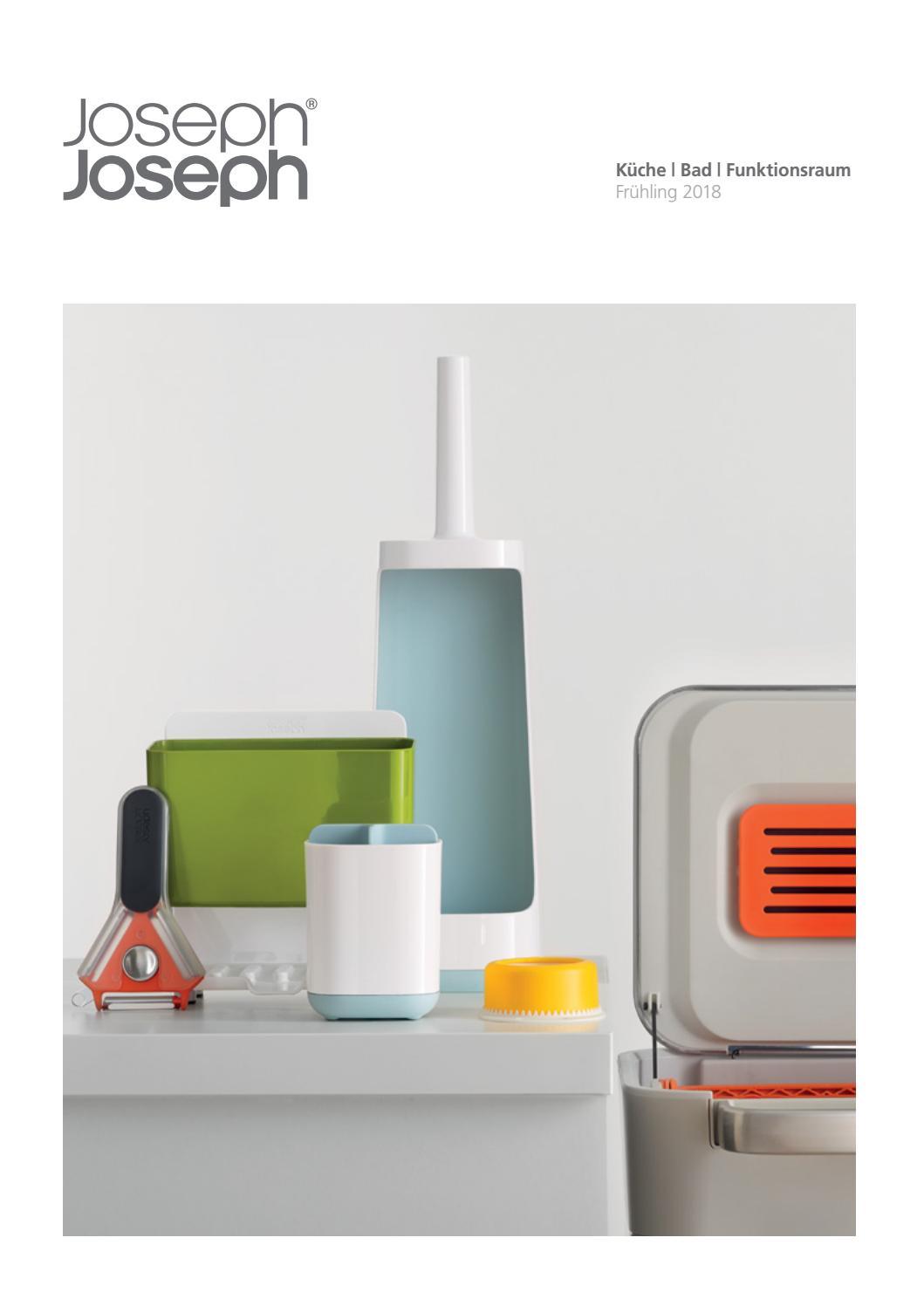 Joseph Joseph SS18 Catalogue - German by Joseph Joseph - issuu