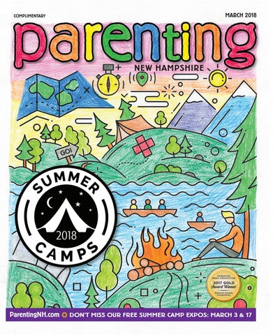 Parenting NH March 2018 By McLean Communications