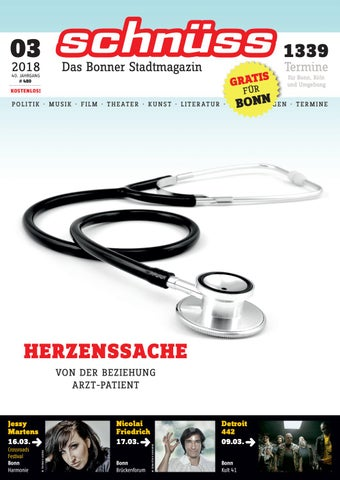 Schnüss 2018/03 By Schnüss   Das Bonner Stadtmagazin   Issuu