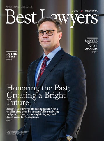 7496c7e762edf7 Best Lawyers in Georgia 2018 by Best Lawyers - issuu