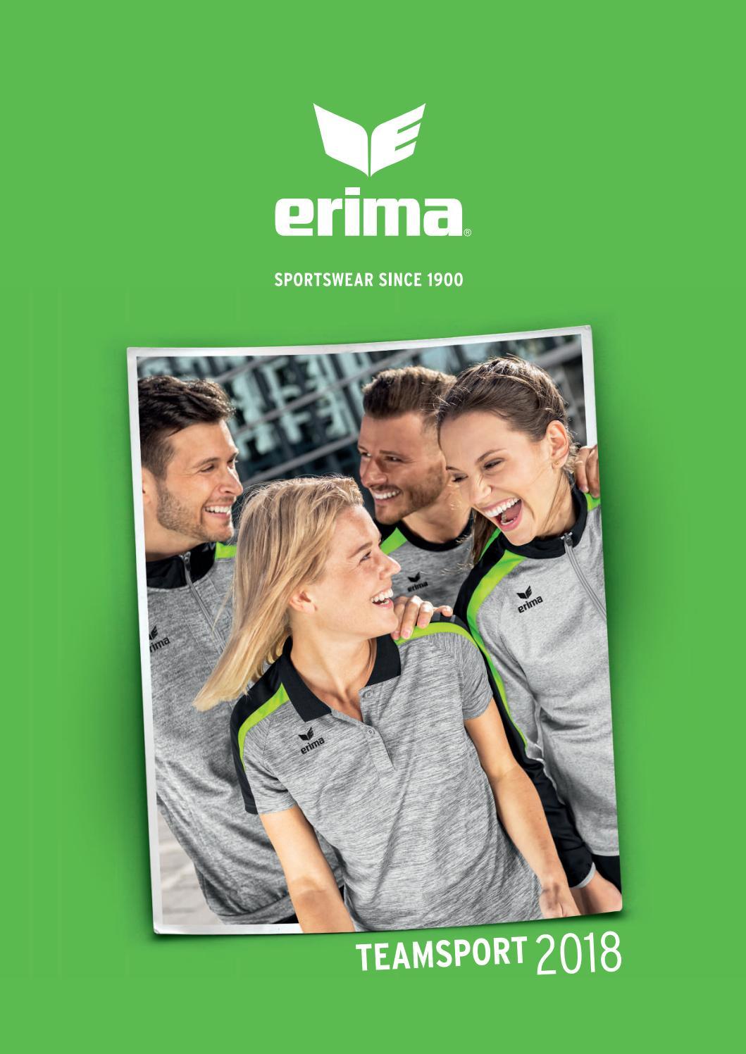 Erima PREMIUM ONE Trainingsjacke mit Kapuze Teamline Arbeitsanzug