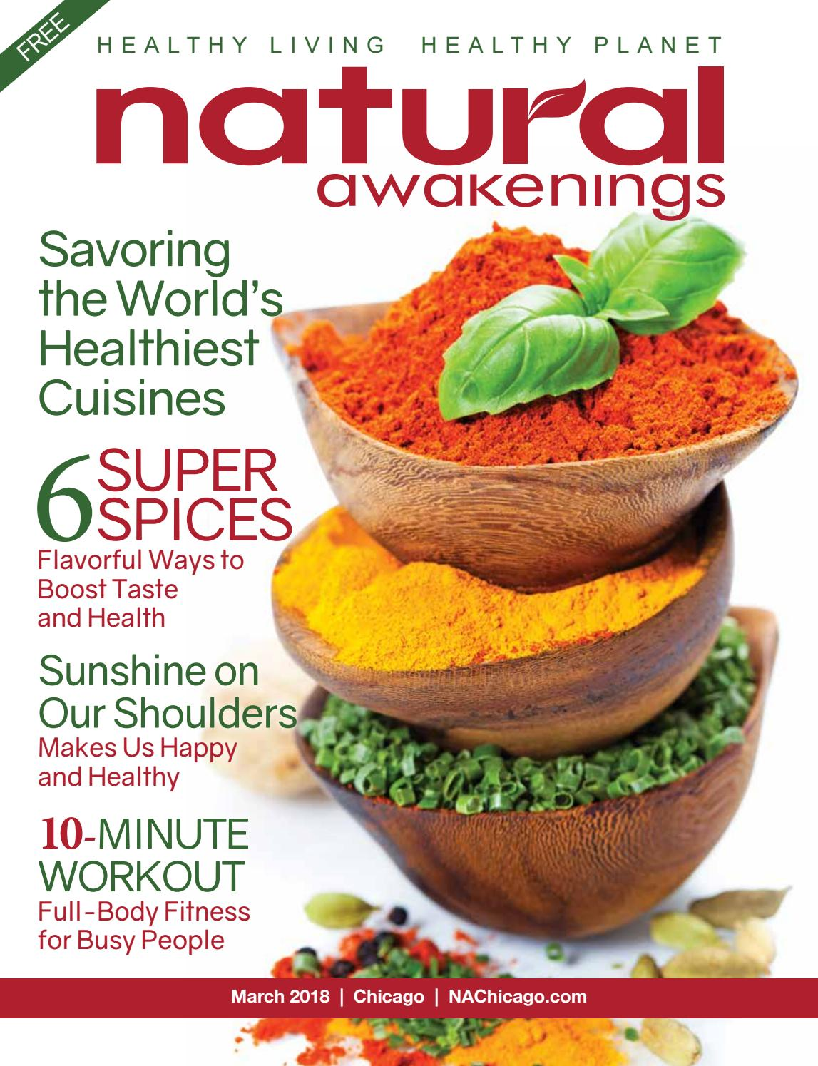March 2018 Natural Awakenings Chicago Magazine by Natural