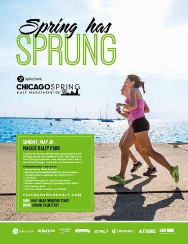 ac0ac40b0 2018 March April Chicago Athlete Magazine by Kelli L - issuu