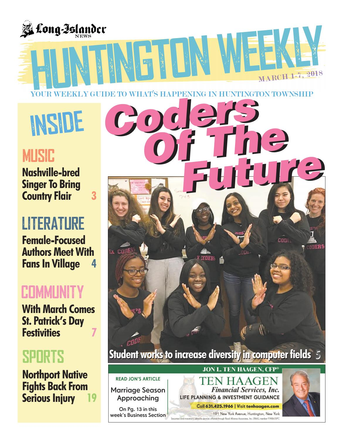 Huntington weekly march 1 2018 issue by long islander newspapers huntington weekly march 1 2018 issue by long islander newspapers issuu fandeluxe Images