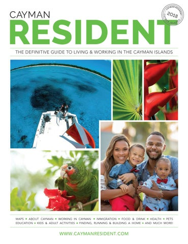 Cayman Resident 2018 by Cayman Parent - issuu