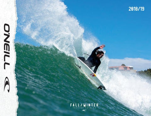 2242a81ca0 O Neill Wetsuits F W18 Catalog by O Neill Wetsuits