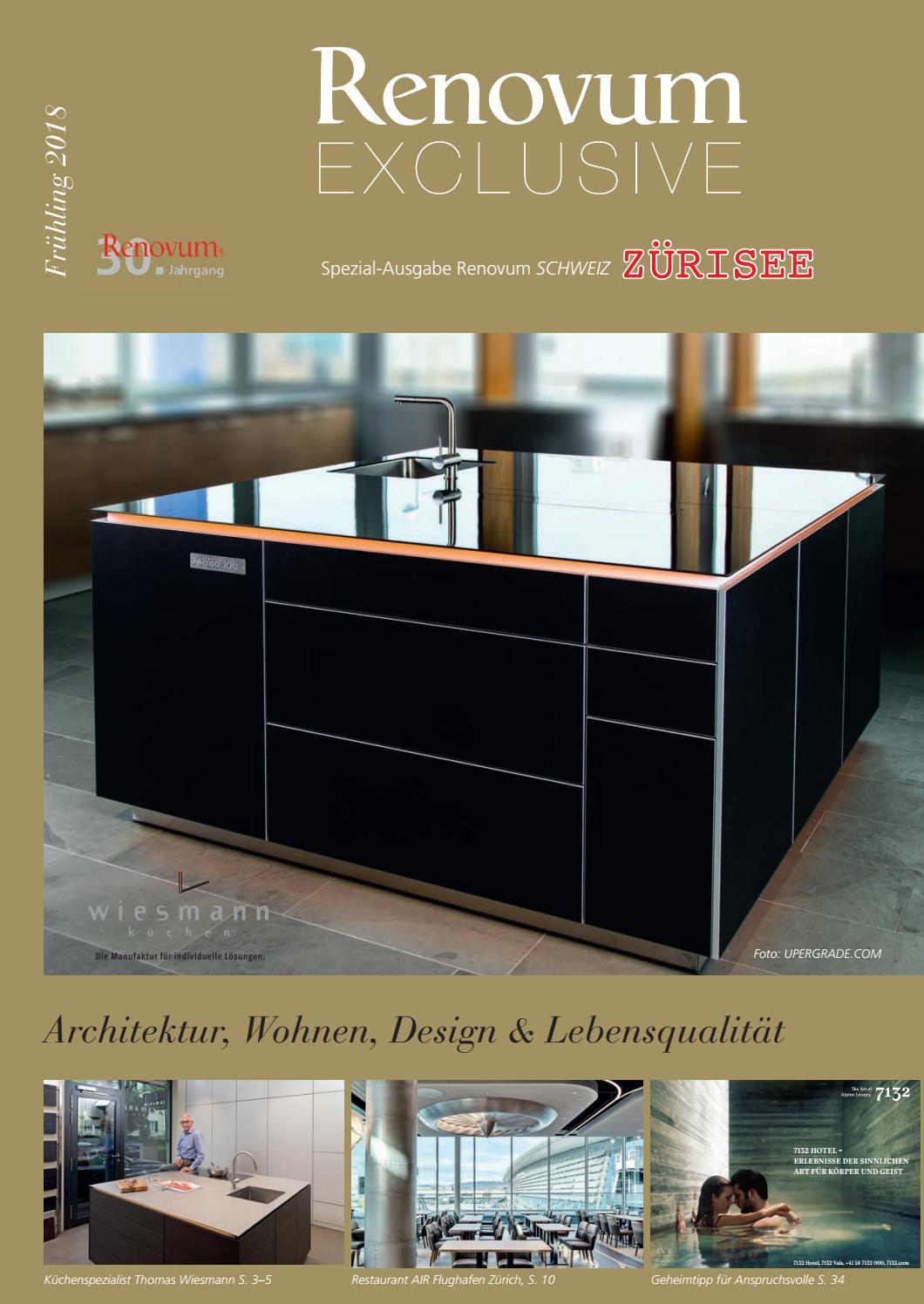 Renovum exclusive zuerisee 1 by peko marketing - issuu