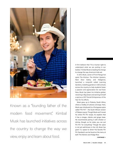 Page 45 of In the Kitchen with Kimbal Musk