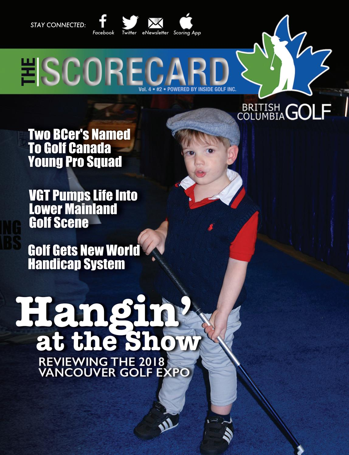 British Columbia Golf - The Scorecard Magazine Vol. 4 Issue 2 by Inside Golf  Inc. - issuu 4c00bea7e238