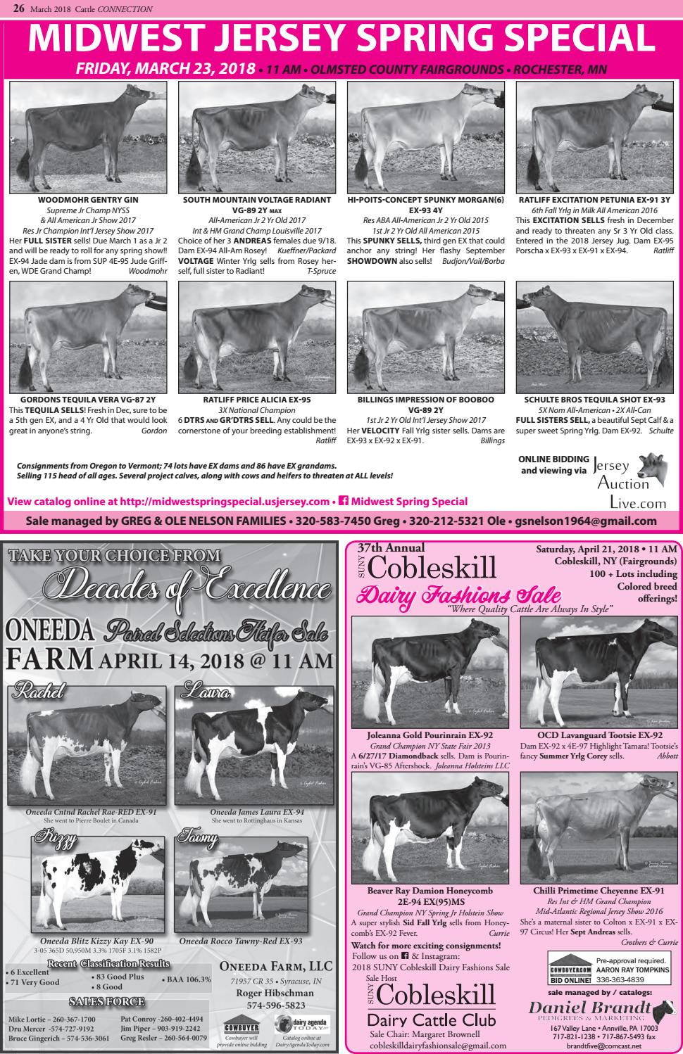 March 2018 Cattle Connection by Cattle Connection - issuu
