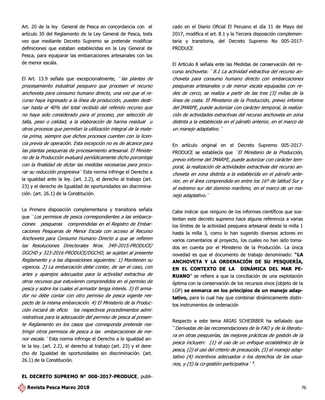 Revista Pesca marzo 2018 by Marcos Kisner - issuu
